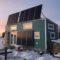 Une-Tiny House l'expérience du froid canadien de Zerbin