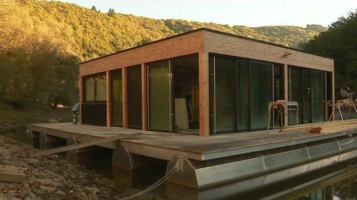 Maison flottante build green - Maison flottante ...