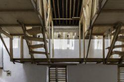 Espace chambres suspendu - House-Flying-Beds par Al Borde - Equateur © JAG Studio