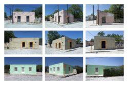 maison traditionnelle mexicaine en terre et crépi © Onnis Luque