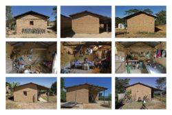 maisons traditionnelles mexicaine en terre battue © Onnis Luque