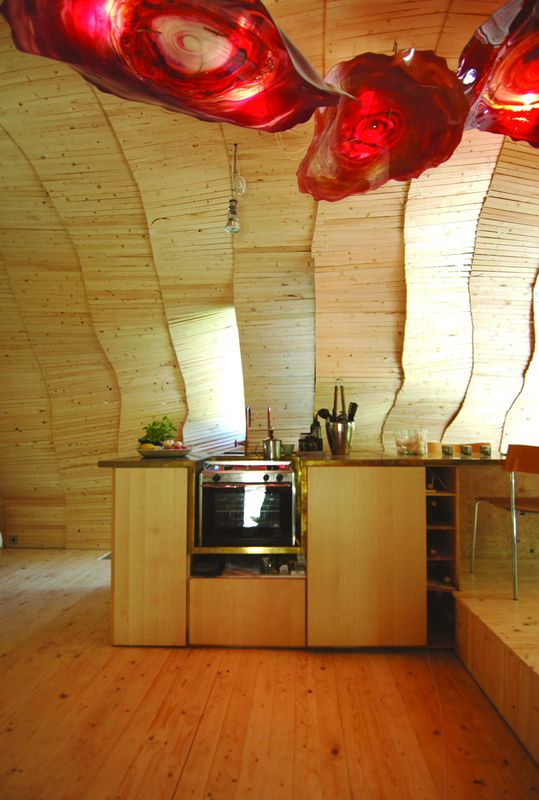 Cuisine - Dragspelhuset - Glaskogen, Suede