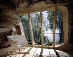 Grande ouverture vitrée - Dragspelhuset - Glaskogen, Suede