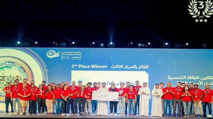 Une-Salor-Decathlon-Dubaï -Batykool-3e-au-classement