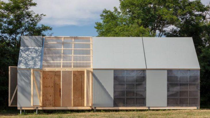 Une-Solar-powered-cabin par IR Arquitectura - Buenos Aires, Argentine