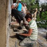 Formation: «Pose d'enduits de corps en terre crue»