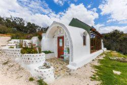 Façade principale - earthship-home par Martin-Zoe - Adelaide, Australie