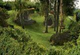 Jardin - Organic-House par Javier Senosiain - Naucalpan de Juarez, Mexique © Cortesia Javier Senosiain