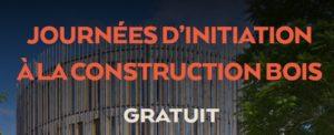 INITIATION À LA CONSTRUCTION BOIS
