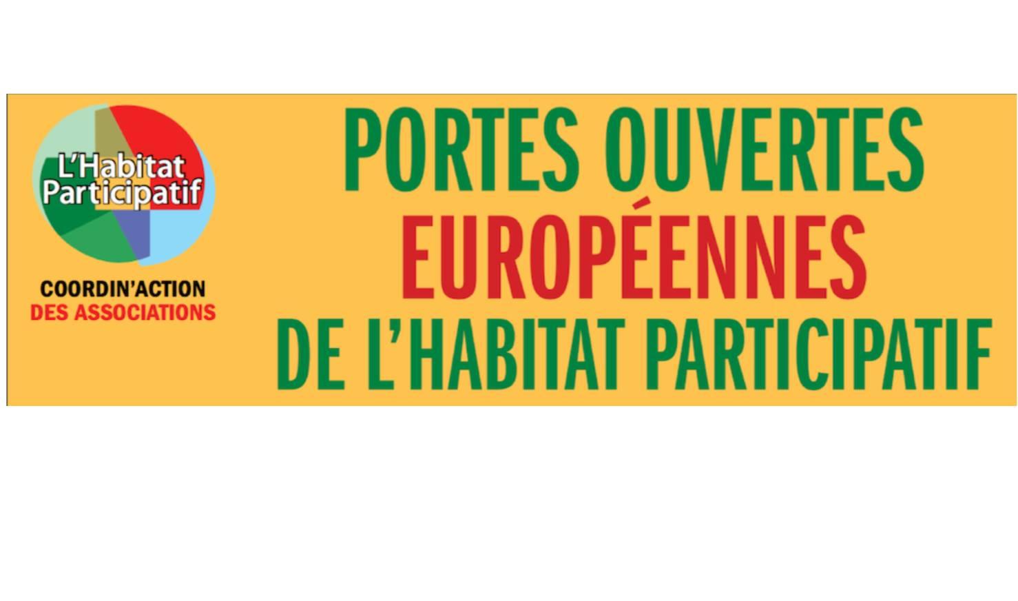 «Portes ouvertes européennes de l'habitat participatif (Montpellier-FR34)