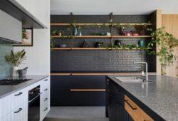 Ameublement et équipement cuisine - Annexe par Bent - Australie © notapaperhouse