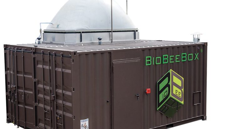 BioBeeBox_biogaz