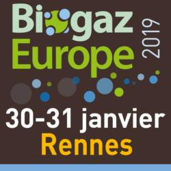 Biogaz-Europe-30-31-janvier-Rennes