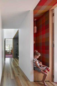Couloir - Annexe par Bent - Australie © notapaperhouse