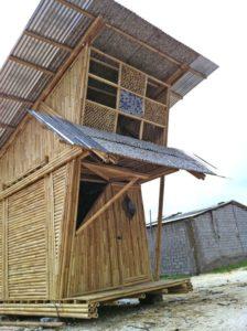 Module studio - Pemulung House par IBUKU - Bali, Indonesie © IBUKU