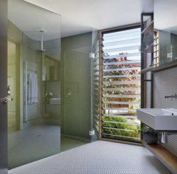 Salle de bains - Annexe par Bent - Australie © notapaperhouse