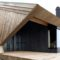 Une- Hooded Cabin par Arkitektværelset - Norvege © Marte Garmann