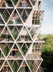 Concept maison modulaire - La Ferme par Precht Designs - © Precht