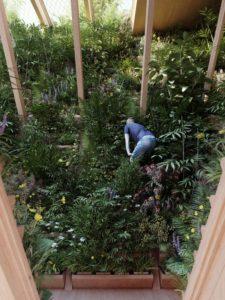 Culture des plantes unité modulaire - La Ferme par Precht Designs - © Precht
