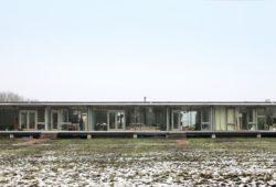 Façade principale pour chaque maison - oosterword-bureau SLA and ZakenMaker - Pays Bas - Photo Filip Dujardin