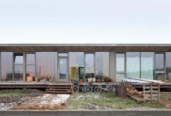 Façade vitrée - oosterword-bureau SLA and ZakenMaker - Pays Bas - Photo Filip Dujardin