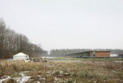 Site de construction - oosterword-bureau SLA and ZakenMaker - Pays Bas - Photo Filip Dujardin