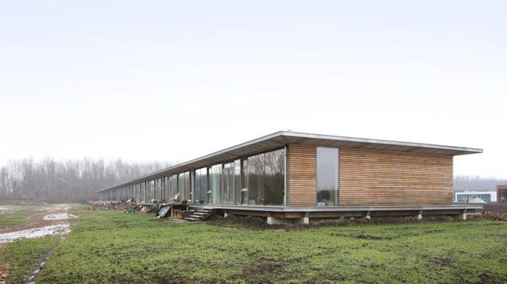 Une-oosterword-bureau SLA and ZakenMaker - Pays Bas - Photo Filip Dujardin