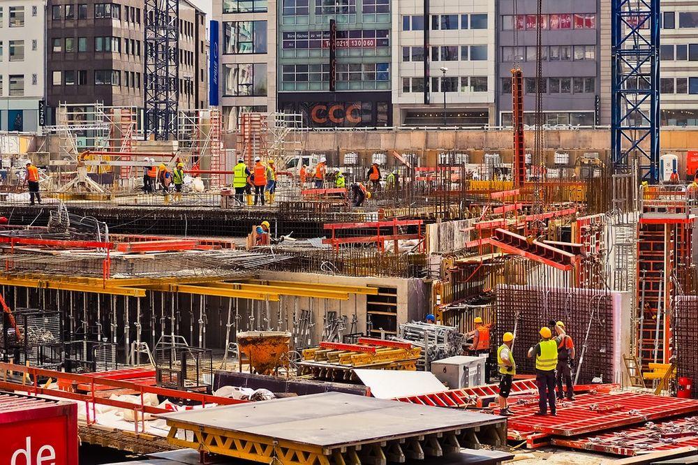 utilisation du beton dans les chantiers