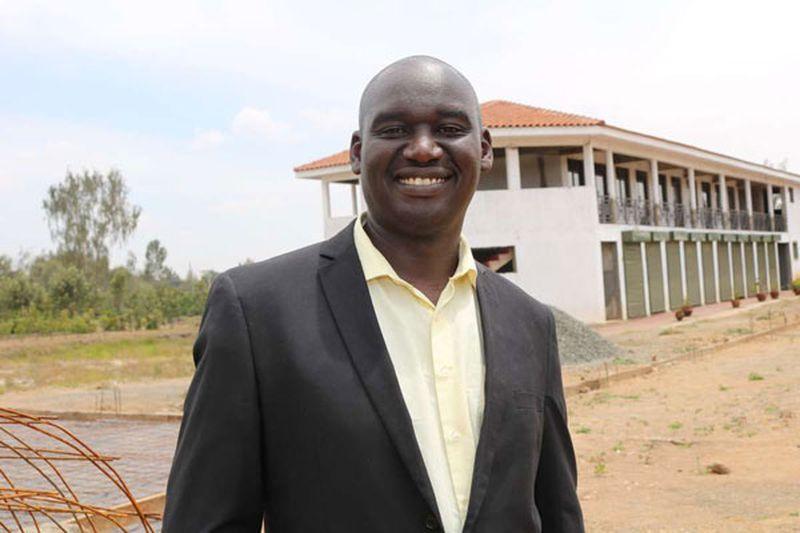 L'architecte Gichuhi- Earthbag House par Francis Gichuhi - Kericho, Kenya
