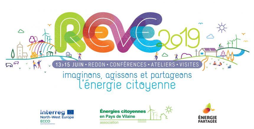 Les rencontres européennes de l'énergie citoyenne – Redon (FR-35)