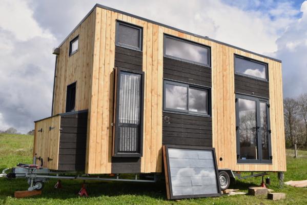 Tiny house Low-tech-lab