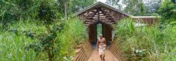 Entrée - Chirath par Wallmakers - Kerala, Inde © Anand Jaju