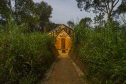 Entrée nuit - Chirath par Wallmakers - Kerala, Inde © Anand Jaju