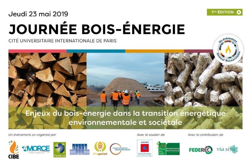 Journée Bois Energie – Paris (FR-75)