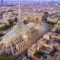 Une - Rooftop-Farm-Notre-Dame par Vincent Callebaut Architectures - Paris, France
