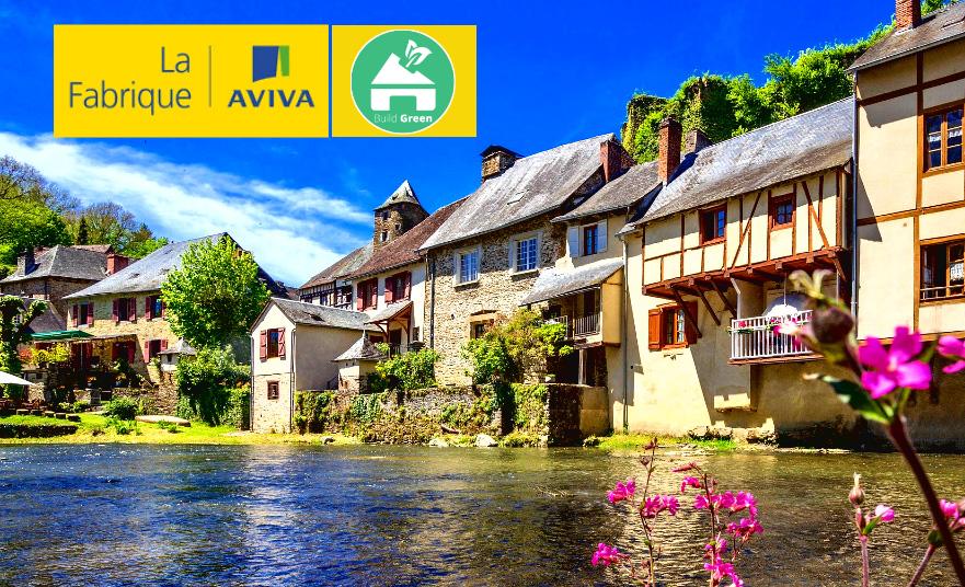 Concours #LaFabriqueAviva : Votez Build Green !