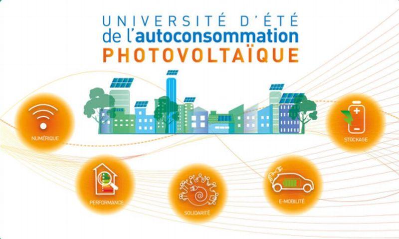 2e Université d'Eté de l'Autoconsommation Photovoltaïque – Paris (FR-75)