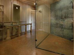 Salle de bains - Solar-House par Allan Shope - New York, USA