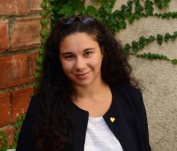 Sophia Lara Grine, fondatrice de Tontine RSE
