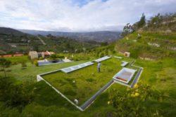 Toiture végétalisée - Casa-Gazebo par AR + C Arquitectos - Guayllabamba, Equateur