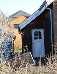 Maisons bois village communautaire Dyssekilde