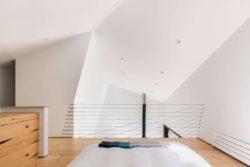 Mezzanine - Cabin-Rock par I-Kanda-Architects - New Hampshire- USA © Matt Delphenich