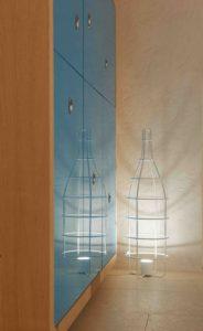 déco lumière salon - Float-boat par Simone Micheli - Puntaldia, Italie © Jurgen Eheim