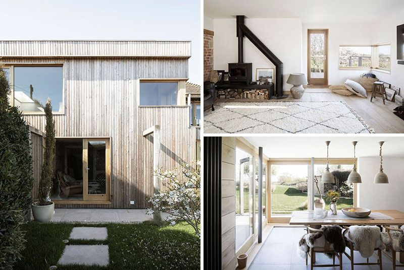 01- 200-Year-Old House par Paul Cashin Architects - Chichester Harbour, Angleterre © Richard Chivers