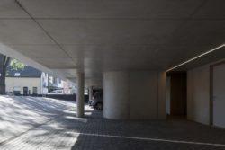 05- Shutterflats par Delmulle Delmulle Architecten - Waregem, Belgique © Johnny Umans