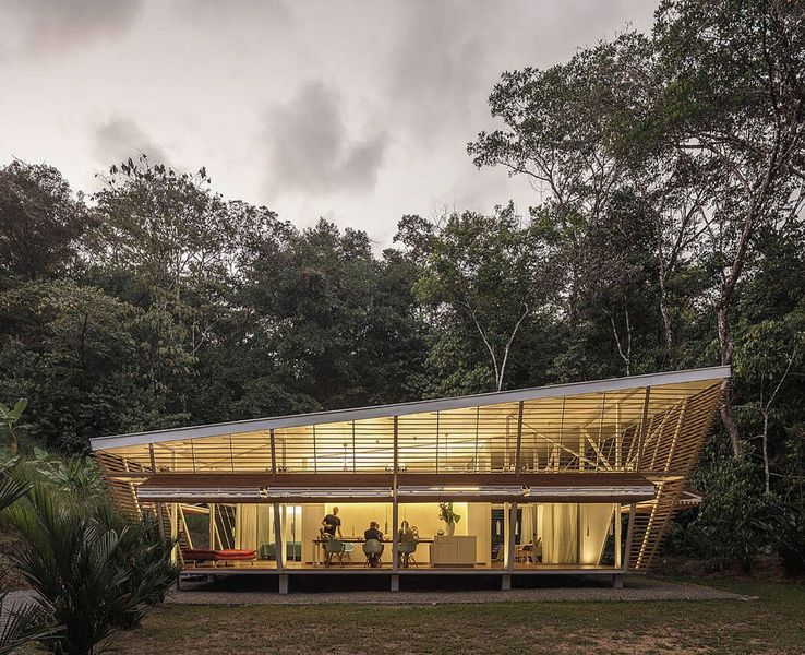 06-No Footprint House par A-01 - Costa Rica © Fernando Alda
