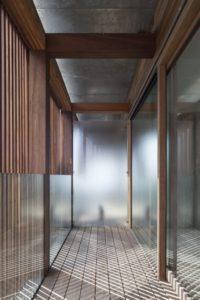 08- Shutterflats par Delmulle Delmulle Architecten - Waregem, Belgique © Johnny Umans