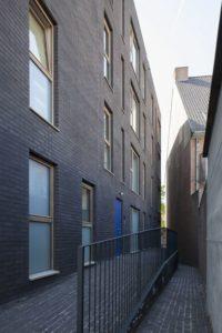 09- Shutterflats par Delmulle Delmulle Architecten - Waregem, Belgique © Johnny Umans