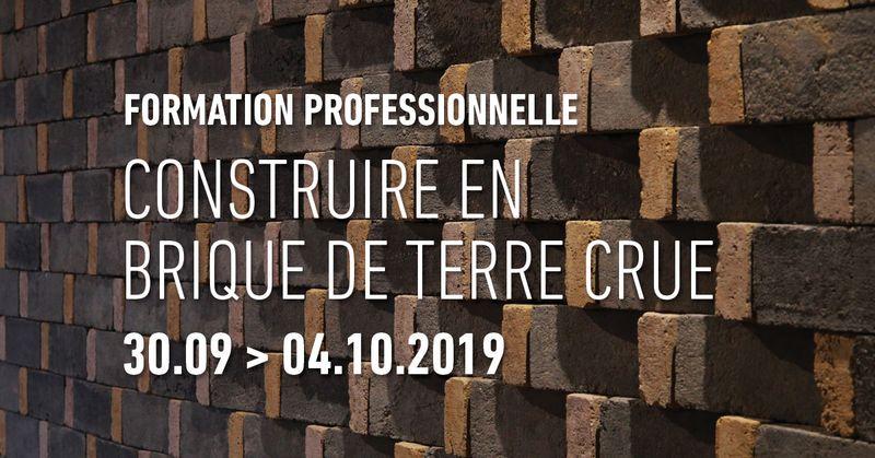 Formation Terre Crue – Villefontaine (FR-38)