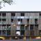 Une - Shutterflats par Delmulle Delmulle Architecten - Waregem, Belgique © Johnny Umans